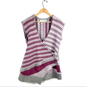 Anthropologie Sparrow Wool sweater vest - Small